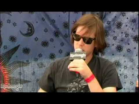 The Whigs interview w/ MoBoogie at Mile High Music Festival Video