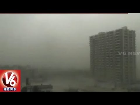 53 People Lost Life, 65 Injured As Storm, Rain Hit UP, West Bengal And Delhi NCR | V6 News