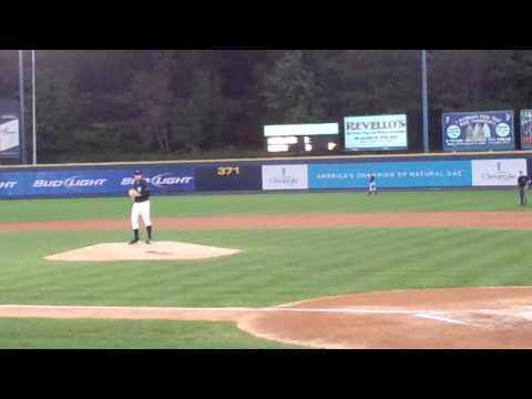 Yankees Top Pitching Prospect Dellin Betances Pitching HD