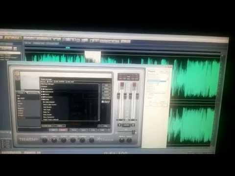 Урок по Adobe Audition - Фишки на бите , Нарезка бита (Видеоурок по Adobe Audition 1.5)