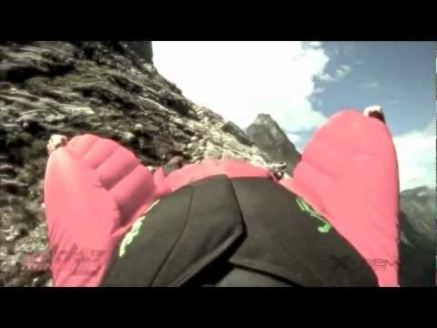Learning To Fly by Pink Floyd, Jokke Sommer Wingsuit Video
