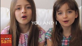 One Direction Video - One Direction - You and I | Sophia & Bella Mugglesam