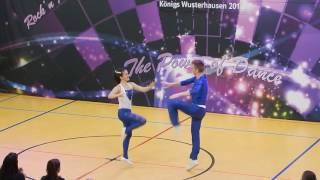 Lisa Haslbeck & Dominik Stubenvoll - Deutsche Meisterschaft 2016