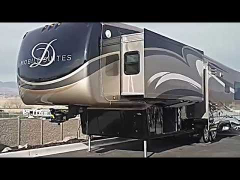 2013 DRV Mobile Suites 38RESSB by General Rv Utah. High Line 5th Wheel RV