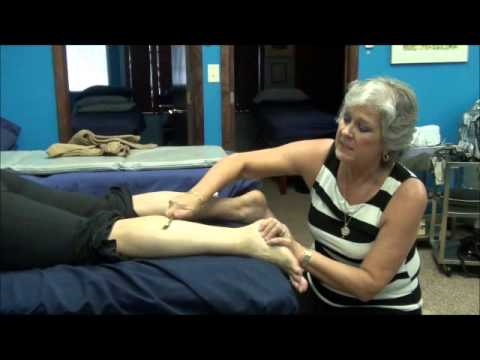 Treating Plantar Fasciitis with The Graston Technique at Squirrel Hill PT