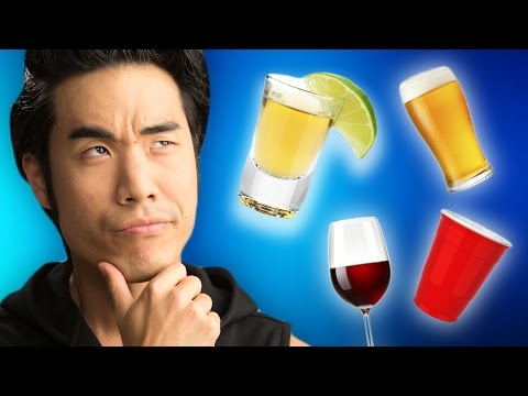 Which Type Of Alcohol F*cks You Up The Most? • Try Guys