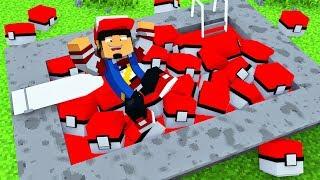 Minecraft: PISCINA DE LUCKY PIXELMON - POKEMON #42 ‹ EduKof Games ›
