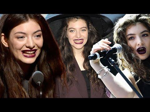 8 Cosas Que No Sabías de Lorde