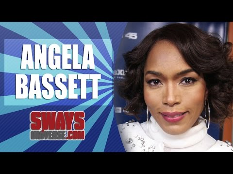 Angela Bassett Speaks on Relationship with Whitney Houston and Challenges Directing her Biopic