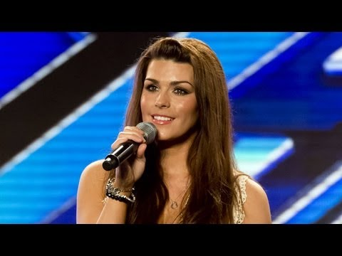 Carolynne Poole's audition - Emeli Sande's Clown - The X Factor UK 2012 Music Videos