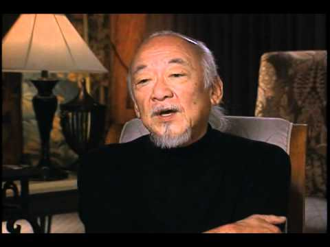 Actor Pat Morita on being held in a Japanese Internment camp during WWII - EMMYTVLEGENDS.ORG