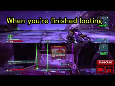 Borderlands 2 : Unlimited Legendary Weapons, Orange, Purple, Blue, Weapons
