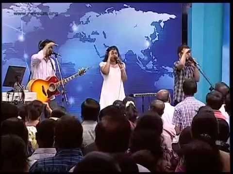 Glory be to Jesus(Roshan)