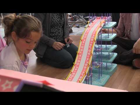 GoldieBlox Easter PSA - Behind The Scenes