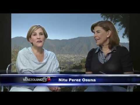 EVALUANDO: Eva Gutiérrez entrevista a Nitu Pérez Osuna