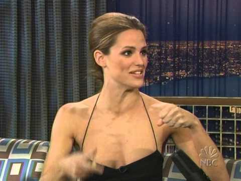 JENNIFER GARNER - INTERVIEW