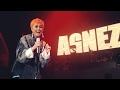 Teknik Vocal AGNEZ MO keren Banget di Colosseum Jakarta 2017