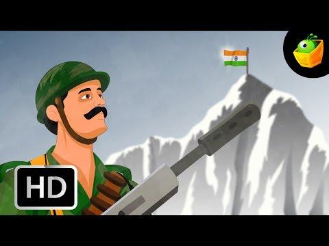 Namadu Kodi - Chellame Chellam - CartoonAnimated Tamil Rhymes...