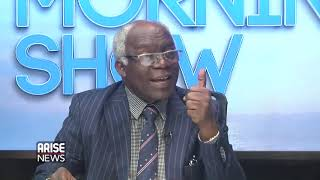 FEMI FALANA (SAN), gives a legal perspective on minimum wage, corruption and rule of law.