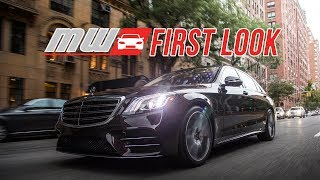 2018 Mercedes-Benz S-Class | First Drive