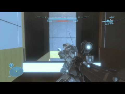 Halo: Reach - Suicidal Marine Easter Egg