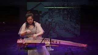 2019澳洲华夏乐团华夏之音新年音乐会 7 古筝独奏 枫桥夜泊