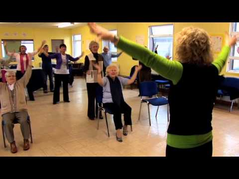 Age NI - Ageing Well - Physical Activity & Dance