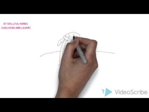 Видео как нарисовать пляж