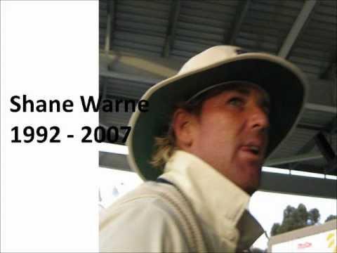 Australian Cricket Greatest Ever Team