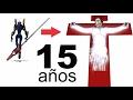Explicación: Evangelion 3.0   ¿Que Paso En Los 15 Años Perdidos?