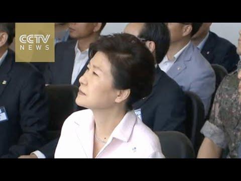 South Korea successfully test-fires long-range ballistic missile