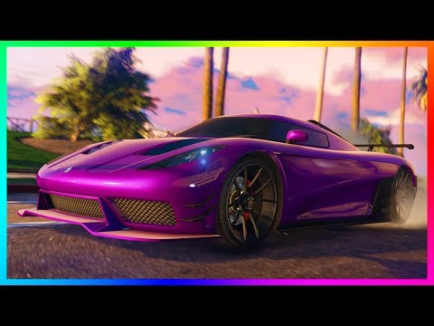 GTA 5 DLC Update! - NEW Overflod Entity XXR Super Car Ultimate Customization Guide! (GTA Online)