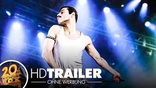 Bohemian Rhapsody | Offizieller Trailer 1 | Deutsch HD German (2018)
