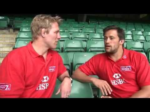 Lewis Moody &  Chris Cracknell Discuss Rugby 7s Changes
