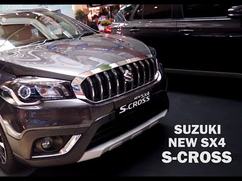 New Suzuki SX4 S-Cross