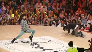 Les Twins vs Ukay & Aldo Ardo @ Juste Debout 2011 Finale Part 2