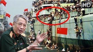 Tướng Việt Nam bất ngờ ra đòn quyết định ở Biển Đông khiến Trung Quốc hoảng sợ bỏ chạy tán loạn