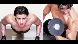 TV star Gautam Rode sweats it out with MW