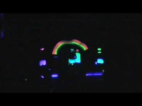 True Colours. My Brothers Black Light Show!