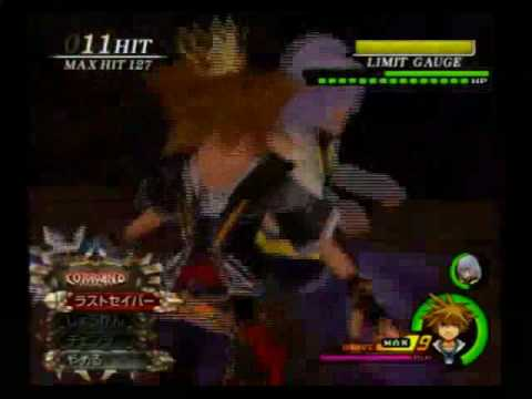 Fate of the Unknown - Sora & Riku VS Double Terra