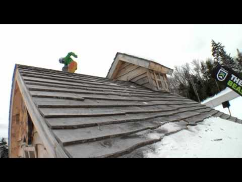 kyle mack snowboarding 2010, 12 years old