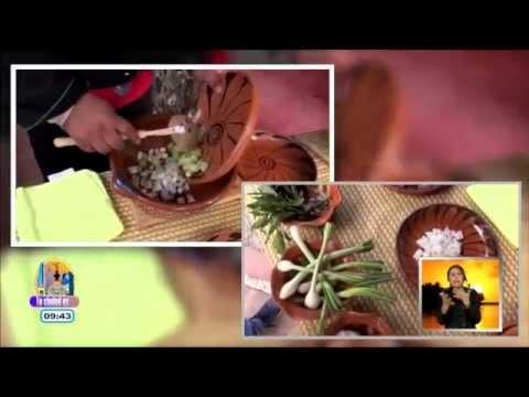 La comida lacustre de Xochimilco: Tlapique
