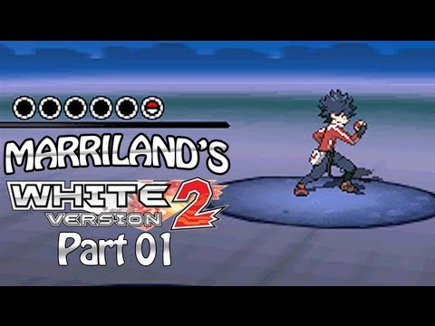 Pokemon White 2, Part 01: Aspertia City
