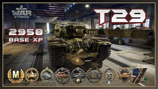 World of Tanks // T29 // Ace Tanker // 3 Marks of Excellence // Xbox One