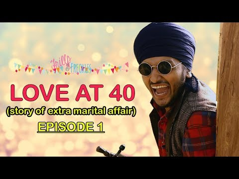 Love at 40 - Story of extra marital affair- Langda Aam Productions- Funny Video