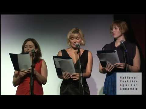 Rachel Dratch, Martha Plimpton, Amy Sohn, Elna Baker and Junot Diaz