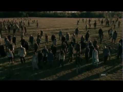 Walking Dead BEST BITS Zombie Music