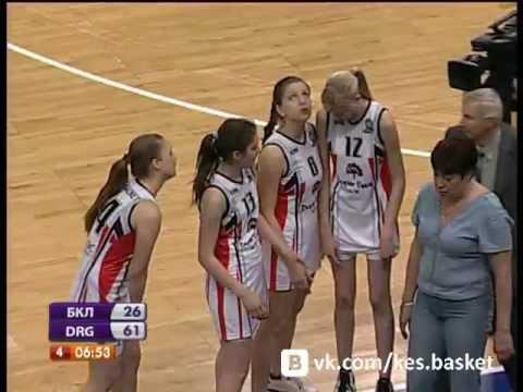 Суперфинал КЭС-БАСКЕТ. Игра за 1 место у девушек.