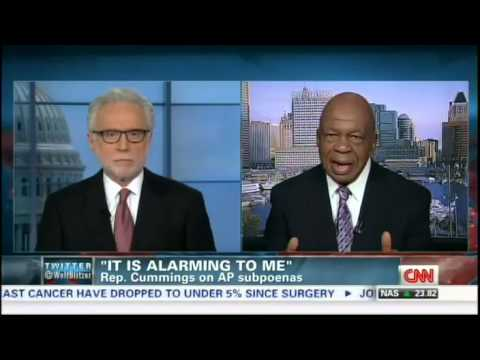 Rep. Elijah Cummings (D-MD): DOJ Seizures Are 