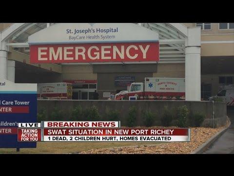 NPR SWAT incident over; 1 dead, 2 children hurt